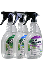 Eco-Power reformulated without dye!